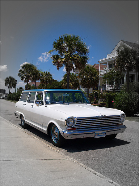1963 Chevy Nova Wagon