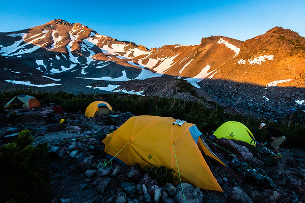 Cascade Volcanic Arc - Mt. Shasta