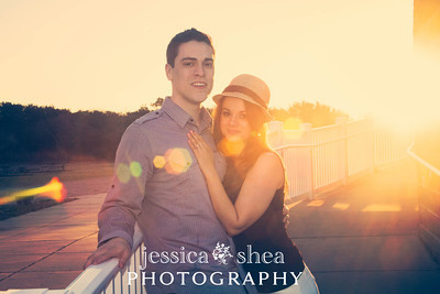 Megan and Mark's Engagement Shoot
