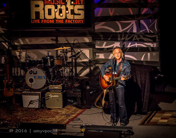 Music City Roots January 27, 2016 in Franklin TN