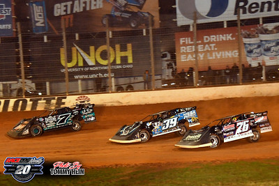 'Last Call' World Of Outlaws Late Model Series - The Dirt Track At Charlotte - 11/5/20 - Tommy Hein