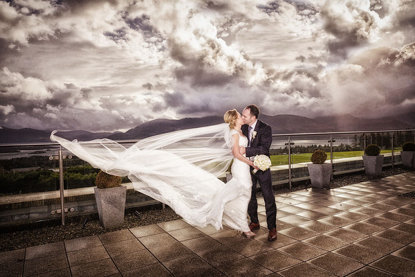 Ciara & Ivan - The Aghadoe Heights Hotel