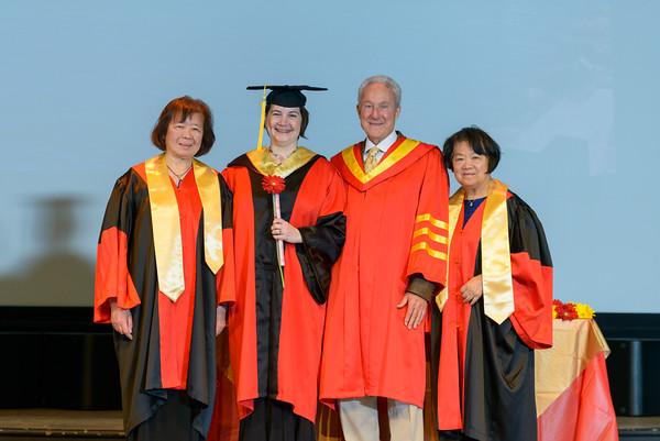 Santa Cruz May 2015 - Diplomas