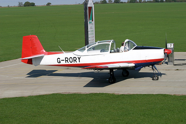 Sywell (And Aerial) : 20th October