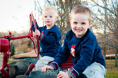Connor & Ethan 2011