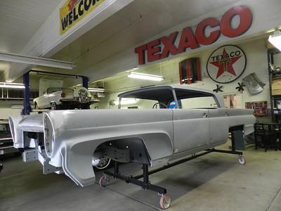 1958 Lincoln Continental - Justin Peterson......