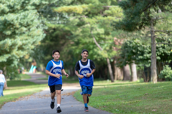Cross Country Meet with WES @ Norwood Park - October 10, 2018