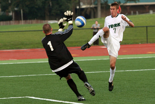 men's soccer - 10/4/06