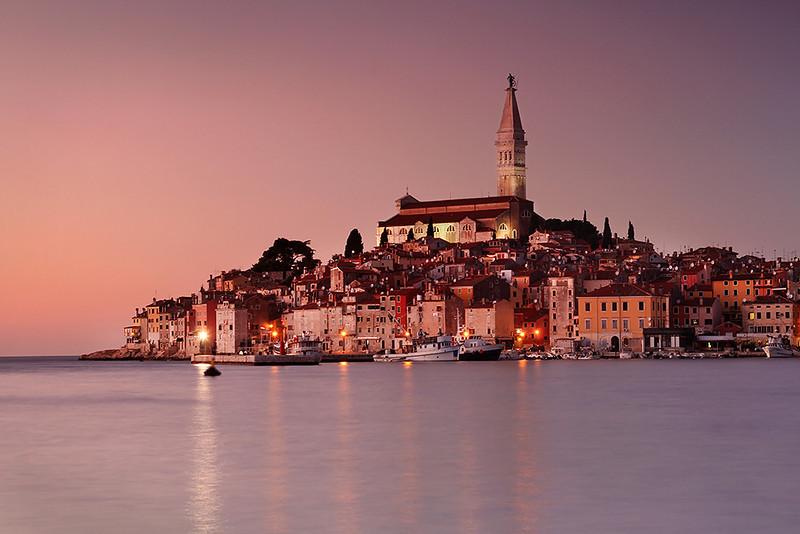 Rovinj - historical centre