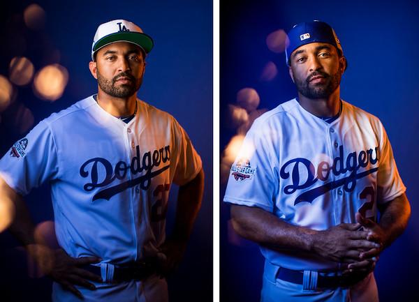 MLB Portraits
