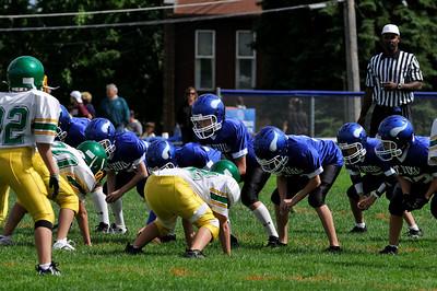6th Grade vs OLGC 8-29-09