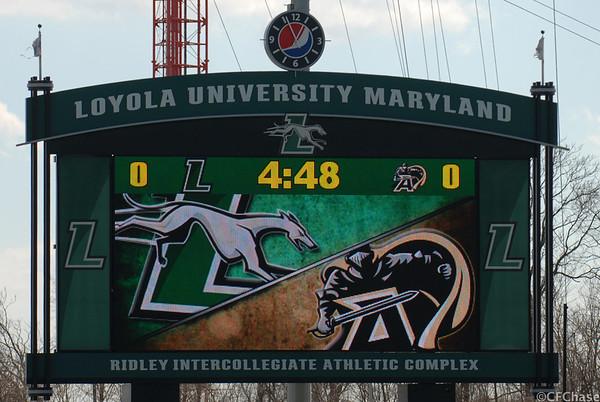 Loyola v Army 03.15.14