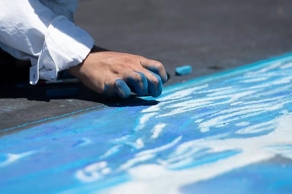 2017 Kayenta Street Painting Festival
