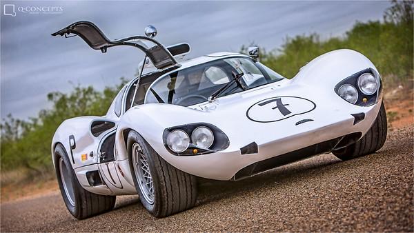 Chaparral Cars | Vintage Race Cars