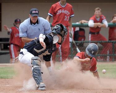 MD University Liggett vs Stevenson Baseball