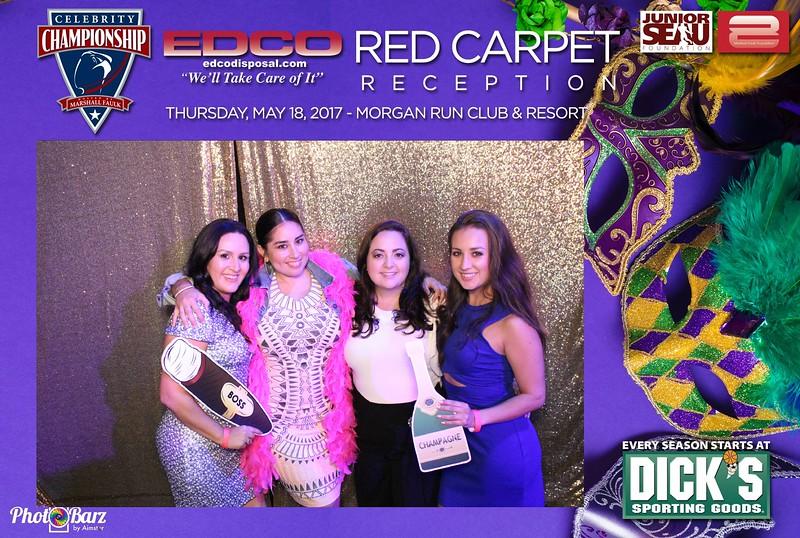 Celebrity Golf Red Carpet Affair