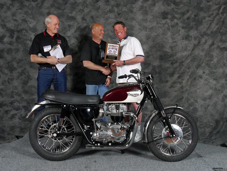 Craig Boone, Speedway / Flat Track / TT 1946-1983, Production. 1967 Triumph TT Special