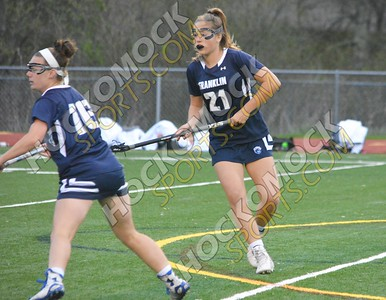 Franklin - Medfield Girls Lacrosse 5-1-17