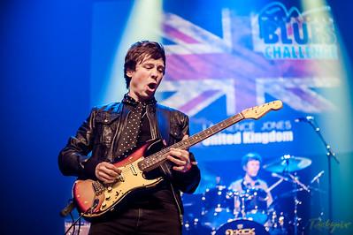 UK - Laurence Jones