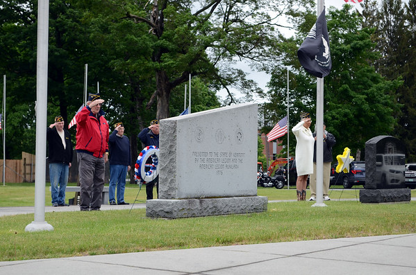 Memorial Day in Bennington