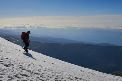 3 Day ascent of Mulhacen from the east