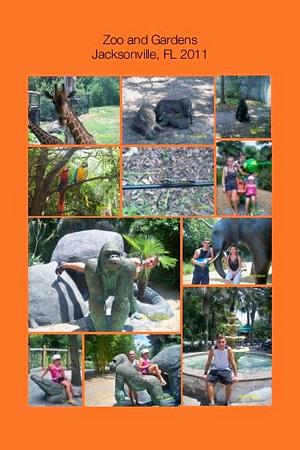 Fl, Jacksonville - Zoo and Garden