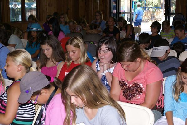 The Edge Summer Camp 2012