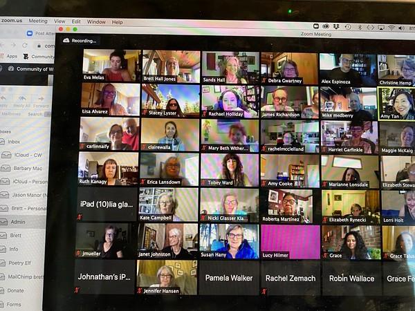 2020 Memoir  Workshop in the Virtual Valley