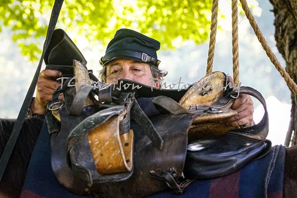 Hale Farm and Village Civil War Days 2019