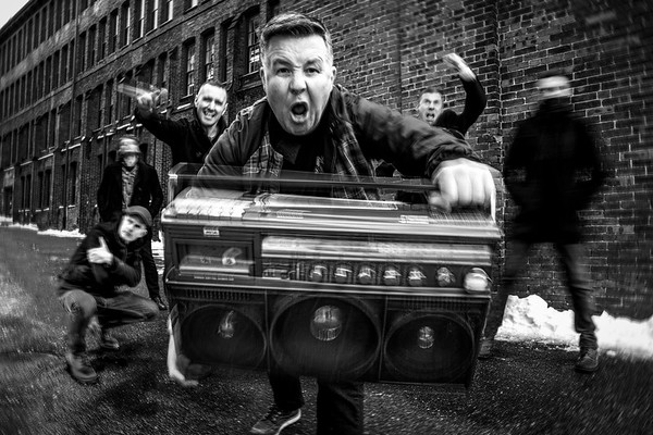 DROPKICK MURPHYS & RANCID TO BRING CO-HEADLINING TOUR TO ASBURY PARK