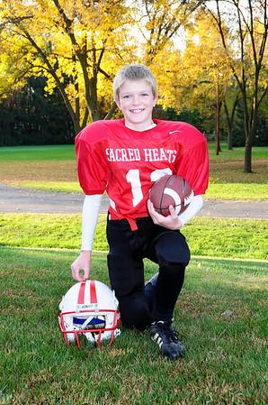 Sacred Hearts Football Team Photos - 2010