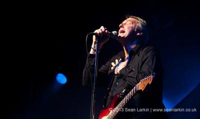FM - Rock City, Nottingham - 9th December 2012