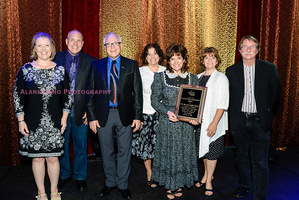 Momentum and Special Awards - IBMA 2013