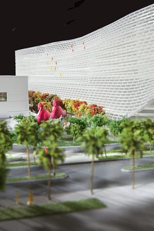 Miami Beach Convention Center Model