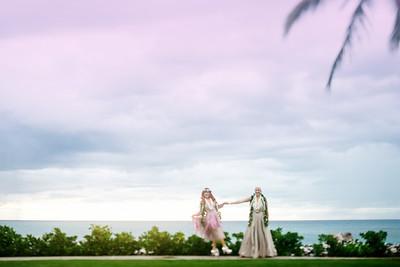 M + K HAWAII DESTINATION WEDDING
