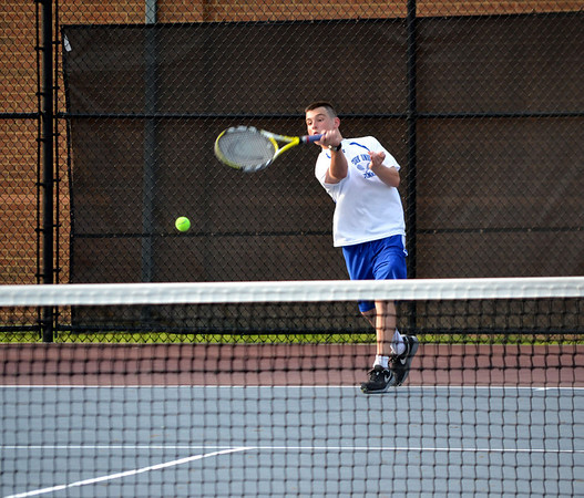 Tennis vs Woodberry Forest