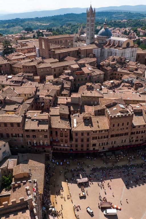 Duomo and Il Campo
