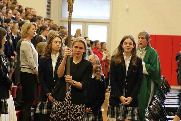 Catholic Schools Week St. Madeleine Mass (1.27.20)
