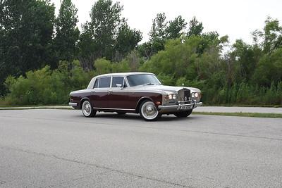 73 Silver Shadow  LWB older restoration