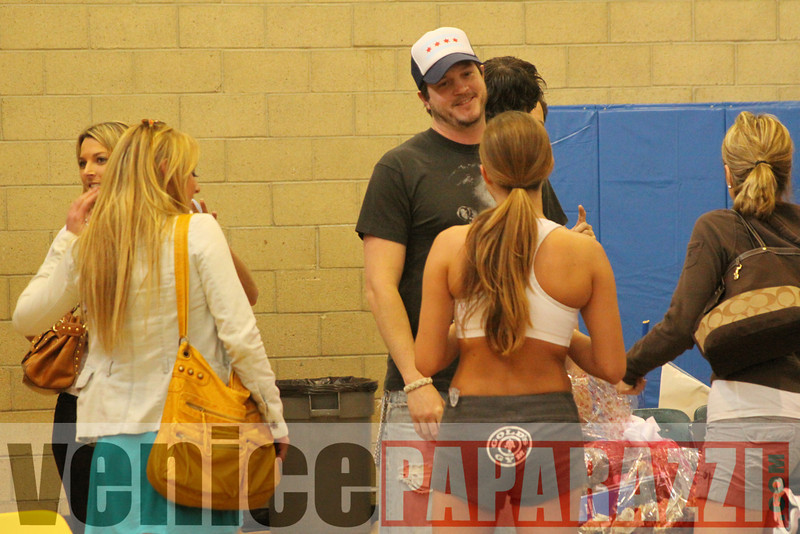 02.07.09 Knock out for Girls Charity Boxing Event at the Boys and Girls Club  Photos by Venice Paparazzi