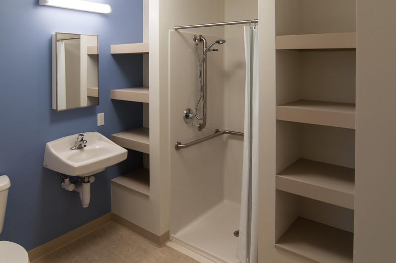 1BR; Bathroom ADA
