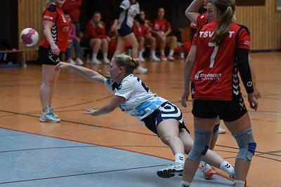 TSV Frauen 1 vs. TSV Rot