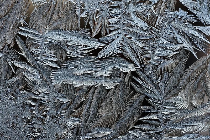 Window Frost II