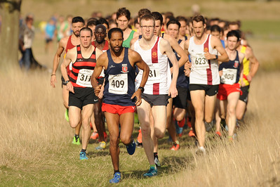 Surrey Men's XC League - Division 1 - 13 Oct 2018