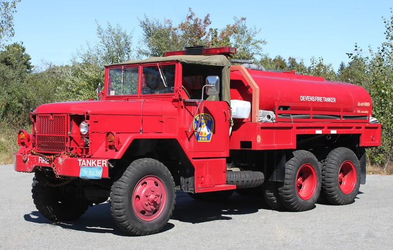 Tanker 1 1968 Jeep 250/1000