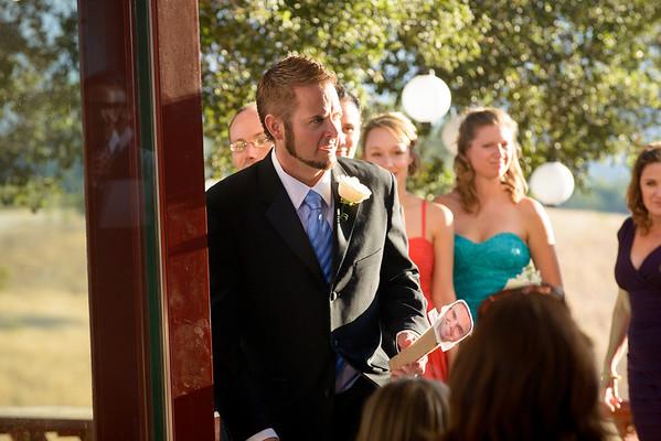 Bridal Party Entrance
