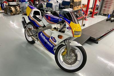 Honda NSR250R SP (SA) on IMA