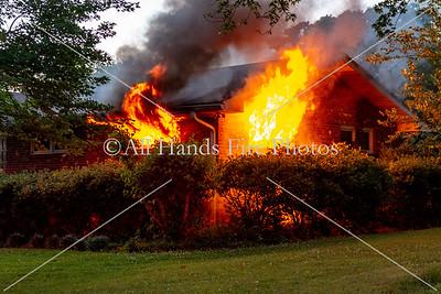 20180622 - City of Mount Juliet - House Fire