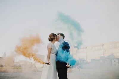 Taylor & Amanda. Married.