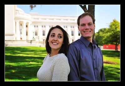 Ellie & Travis: Engagement 10/18/2009